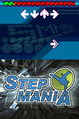 Thumbnail 1 for StepmaniaDS